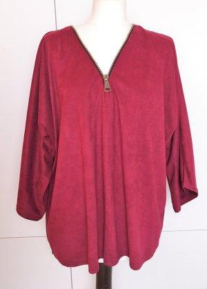 Shirt Tunic multicolored imitation leather