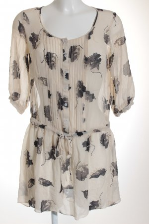 Tunic Blouse allover print casual look