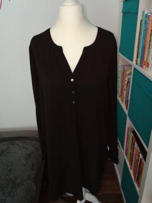 Tunikabluse in schwarz der Marke Only in der Größe 40