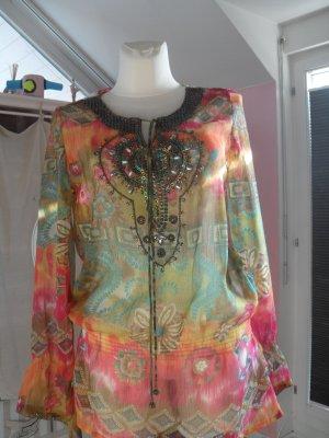 Tunikabluse multicolor - Malvin