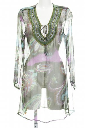 Tuniekblouse paisley patroon Beach-look