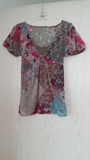 Tunikabluse Shirt von s.Oliver Gr. 36