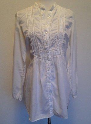 0039 Italy Tunic Blouse white