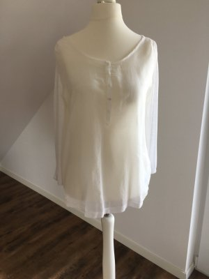 Barbara Becker Blusa a tunica bianco