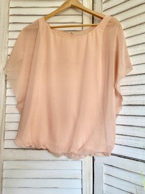 Esprit Blusa de túnica albaricoque