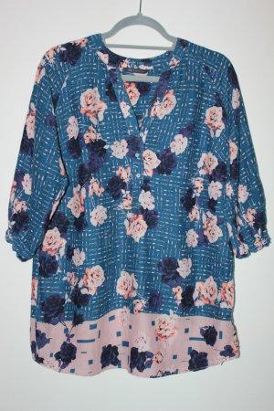 M&S Tunique-blouse multicolore tissu mixte