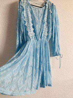 Tunic Dress baby blue
