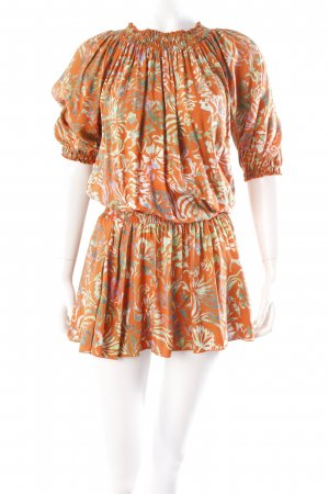 Tunic Dress colorful patterned