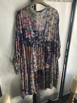 1.2.3 Paris Robe Hippie multicolore