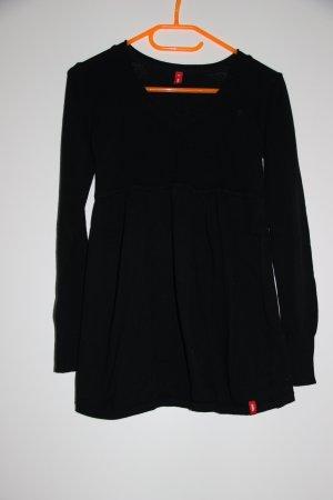 Tunikakleid mit Rundhalsausschnitt und langem Arm von edc