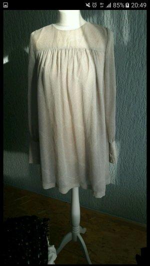 Tunikakleid oder Bluse von H&M