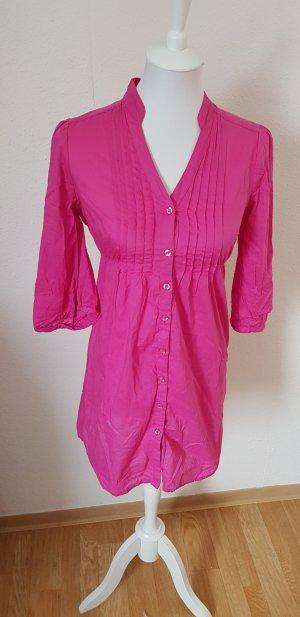 Tunikakleid pink