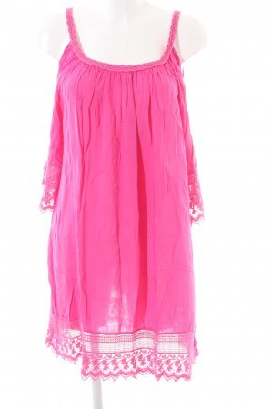 Tunic Dress pink beach look