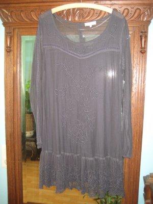 Tunikakleid Überkleid Spitzenkleid von Cream Gr. 42