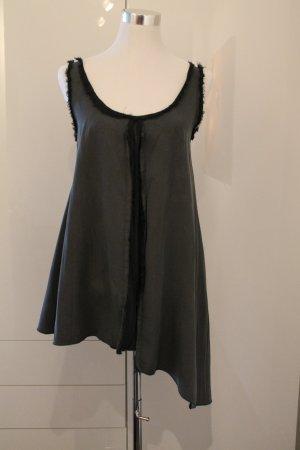 Tunic Dress black-anthracite