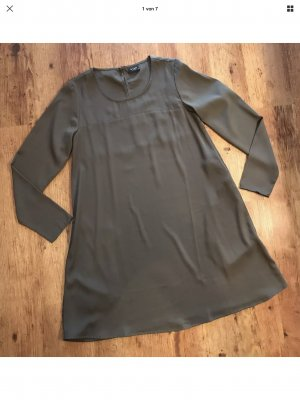 Vila Tunic Dress olive green