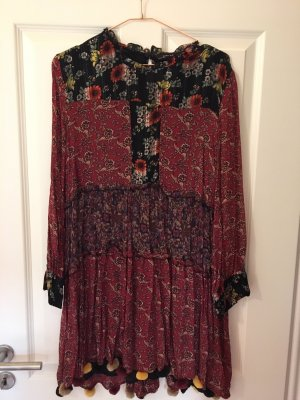 Zara Tunic Dress multicolored polyester