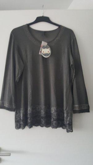 Tunique gris anthracite