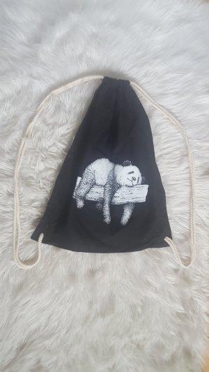 Turnbeutel Rucksack Panda