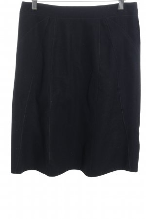 Turnover Pencil Skirt black business style