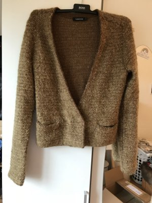 Turnover Cardigan Strickjacke Strick Knit S