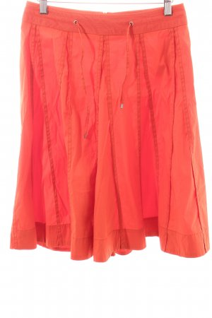 Turnover Faltenrock orange Casual-Look