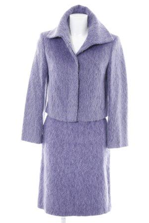 Turnover Traje para mujer púrpura estilo «business»