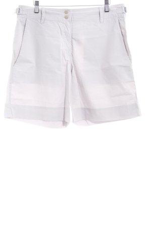 Turnover Shorts grigio chiaro stile safari