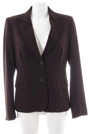 Turnover Tuxedo Blazer black business style