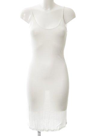 Turnover Onderkleding wit simpele stijl