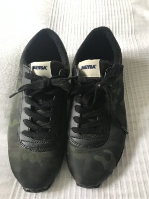 Turnschuh Camouflage