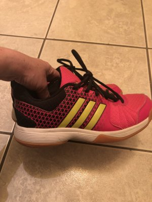 Adidas Originals Scarpa stringata fucsia neon