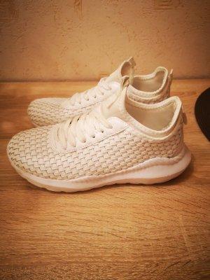 Turnschuh Sneaker weiß