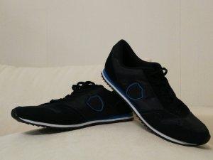 Blue Motion Schoenen blauw-neon blauw Textielvezel