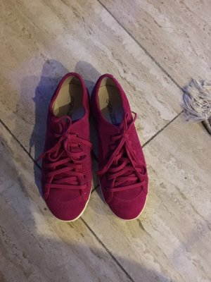 Buffalo London Lace Shoes pink