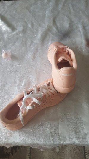Adidas Botas de casa color rosa dorado