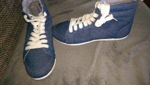 Basket bleu
