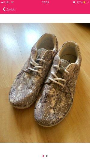 Just Fab Sneakers met veters veelkleurig