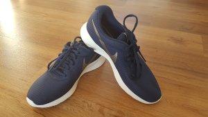 Nike Sneaker stringata blu-blu scuro