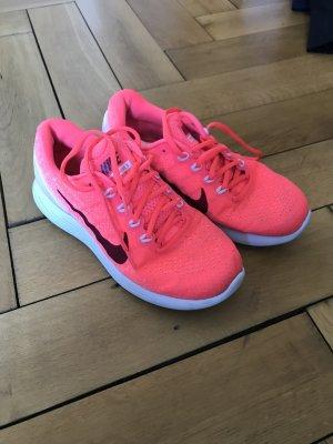Turnschuhe Nike Neon-Pink