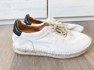Turnschuhe Schuhe von Fred de la Bretoniere Gr. 38