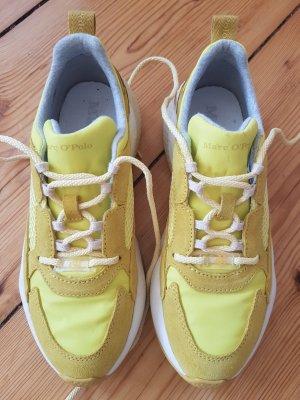Turnschuhe Sneaker Gelb 29 Marc O'Polo