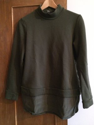 Turtleneck Pullover mit Seide, COS