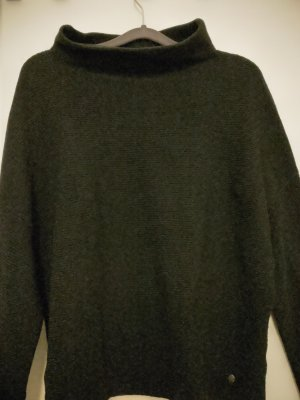 Tom Tailor Oversized Sweater black