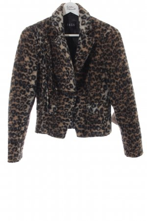 Tuzzi Blazer Animalmuster Animal-Look