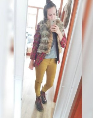 Tuzzi Blazer Tweed Bouclé Kariert Karo Vintage