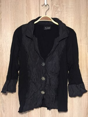Tuzzi Crash Blouse black viscose
