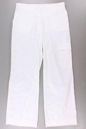 Tuzzi Hose mit Muster weiß Größe 42