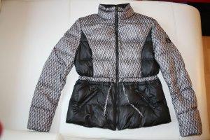 Tuzzi Jacke weiss /schwarz / grau Gr. 38 (M) / wie NEU !