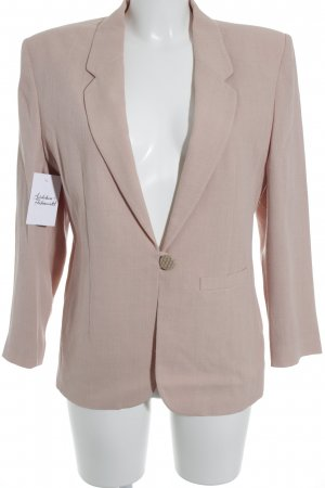 Tuzzi Kurz-Blazer apricot Business-Look